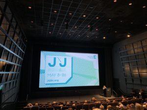 A speaker at the opening ceremony of JxJ. (Photo: JxJ)