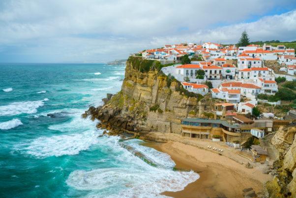 Azenhas do Mar, Sintra, Portugal coastal town. Beautiful ocean landscape. (Photo: Supplied)