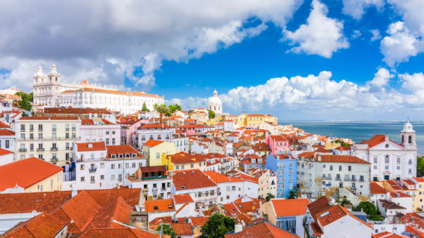 Lisbon, Portugal city skyline over the Alfama district. (Photo: Supplied)