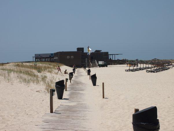 Beach at Toria. (Photo: Supplied)