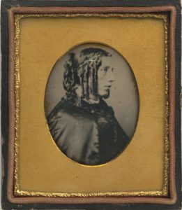 Photograph of Harriet Beecher Stowe by an unknown photographer. (Photo: National Portrait Gallery)