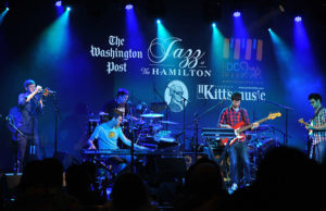 Snarky Puppy performs at The Hamilton. (Photo: Eva Hambach)