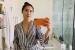 Daneille Goldmark taking a selfie in her bathroom mirror. (Photo: Danielle Goldmark)