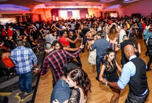 Bachata dancers from DCBX 9. (Photo: DCBX)