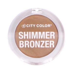 City Color shimmer bronzer (caramel), SKU #849136017106, Lot No. 1612112/PD-840 contains asbestos. (Photo: City Color)