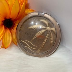 City Color bronzer (sunset), SKU #849136016017, Lot No. 160634/PD-P712M should not be used. (Photo: City Color)