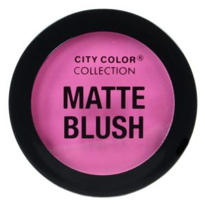City Color's matte blush (fuchsia), SKU #849136008807, Lot No. 1605020/PD-840 has been recalled. (Photo: City Colors)