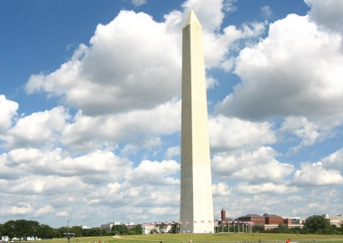 The Washington Monument during the day. (Photo: National Park Service)