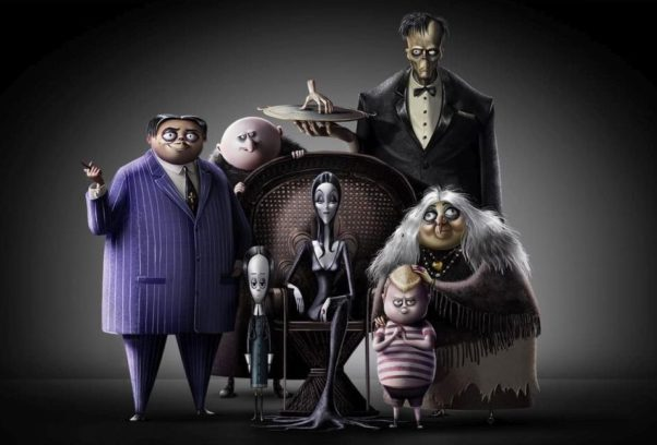 Group photo of the members of the Addams family. (Photo: MGM)