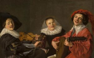 The Concert by Judith Leyster. (Photo: National Museum of Women in the Arts)