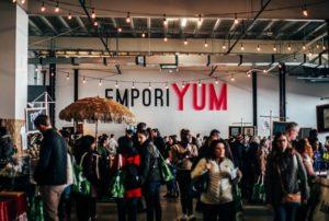 Visitors shopping at Emporiyum. (Photo: Emporiyum)