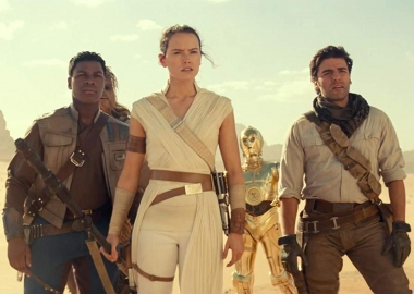 Star Wars: The Rise of Skywalker led for the third straight weekend with $34.52 million. (Photo: Walt Disney Studios)