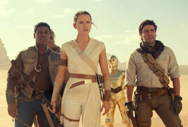 <em>Star Wars: The Rise of Skywalker</em> led for the third straight weekend with $34.52 million. (Photo: Walt Disney Studios)