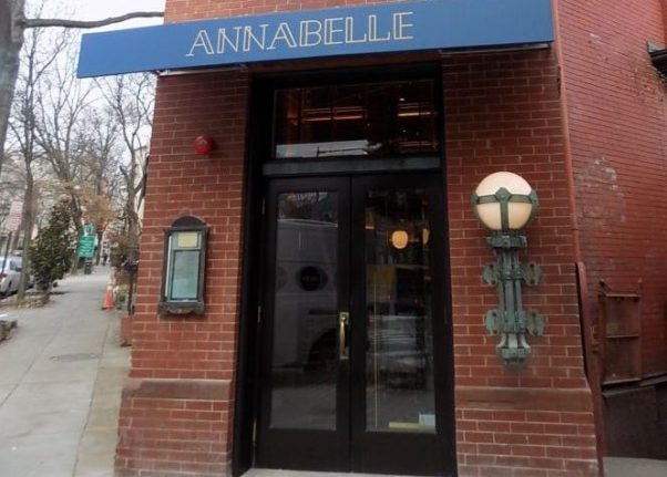 The outside front of Annabelle. (Photo: Robert Devaney/The Georgetowner)