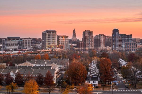 Alexandria skyline in the fall. (Photo: Geoff Livingston/Flickr)