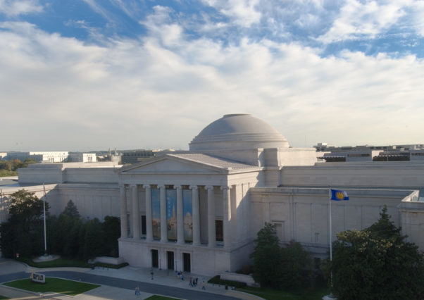 The front of the National Gallery of Art's West Building. (Photo: National Gallery of Art)