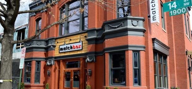 The outside of Matchbox restaurant on 14th Street NW. (Photo: M.V. Jantzen/Flickr)