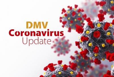 DMV Coronavirus Update