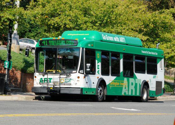 An ART bus. (Photo: Arlington Transit)
