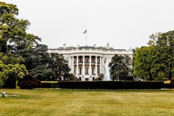 The front of the White House in summer. (Photo: Source: Rene Deanda/Unsplash)