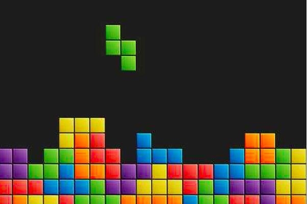 Tetris screen shot. (Photo: AP)