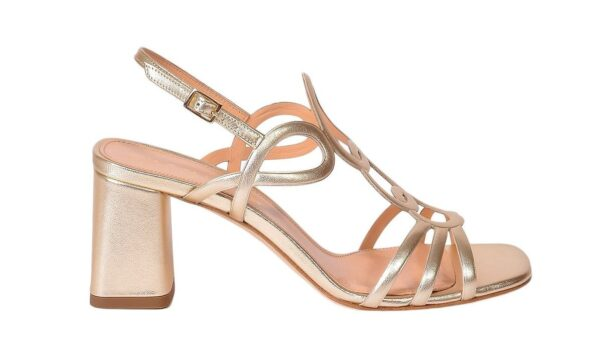 beige strappy sandles (Photo: Contributed)